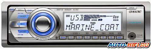 Морская магнитола Sony CDX-MR60UI
