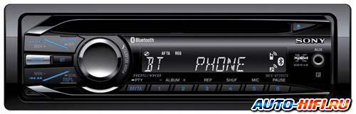 Автомагнитола Sony MEX-BT2807E