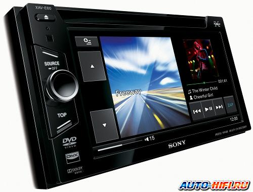 Автомагнитола Sony XAV-E60