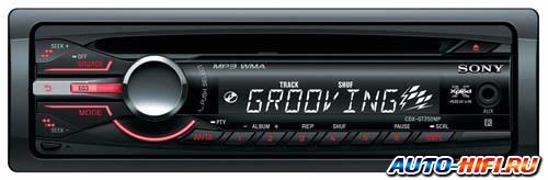Автомагнитола Sony CDX-GT250MP