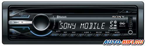 Автомагнитола Sony MEX-BT3900U