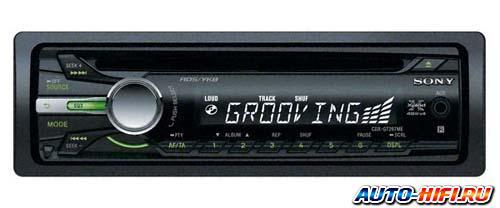Автомагнитола Sony CDX-GT267ME