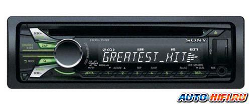 Автомагнитола Sony CDX-GT560UE