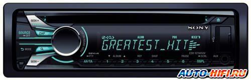 Автомагнитола Sony CDX-GT565UV