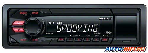 Автомагнитола Sony DSX-A30
