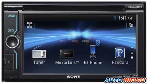 Автомагнитола Sony XAV-601BT