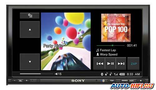 Автомагнитола Sony XAV-72BT