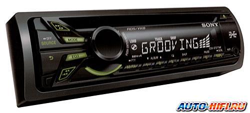 Автомагнитола Sony CDX-GT277ME