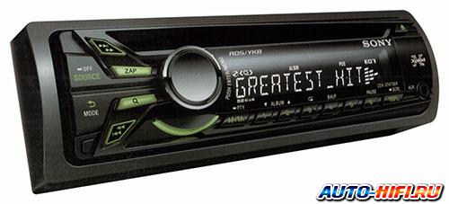 Автомагнитола Sony CDX-GT475ER