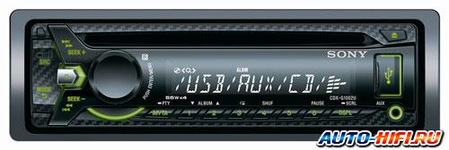 Автомагнитола Sony CDX-G1002U