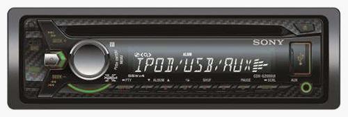 Автомагнитола Sony CDX-G2000UE