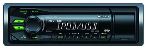 Автомагнитола Sony DSX-A40UE