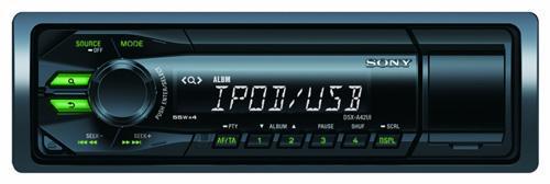 Автомагнитола Sony DSX-A42UI