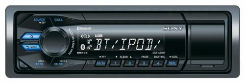Автомагнитола Sony DSX-A60BT