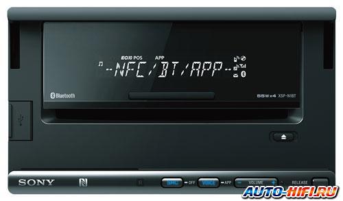 Автомагнитола Sony XSP-N1BT