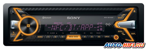 Автомагнитола Sony MEX-N5150BT