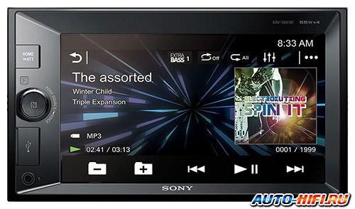Автомагнитола Sony XAV-V631BT