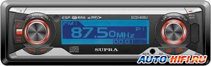 Автомагнитола Supra SCD-408U