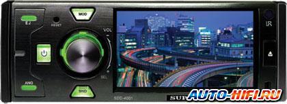 Автомагнитола Supra SDD-4001