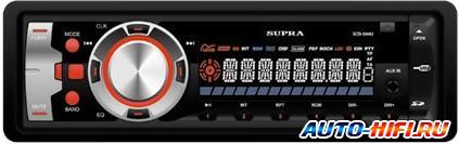 Автомагнитола Supra SCD-500U