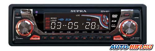 Автомагнитола Supra SDV-601U