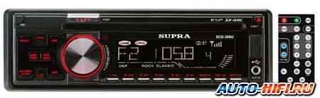 Автомагнитола Supra SCD-308U
