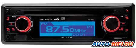 Автомагнитола Supra SCD-404U