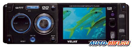 Автомагнитола Velas VDM-M302TV