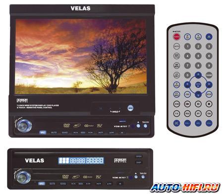 Автомагнитола Velas VDM-M707TV