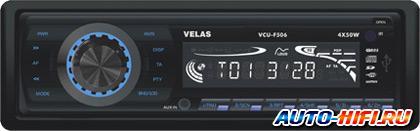 Автомагнитола Velas VCU-F506