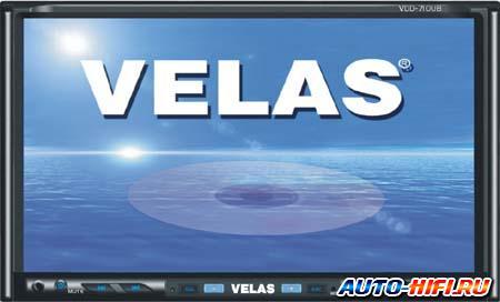 Автомагнитола Velas VDD-710UB