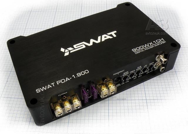 Автомобильный усилитель Swat PDA 1.900 - фото 2