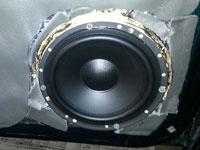 Установка акустики Morel Tempo 6 в Daewoo Lanos