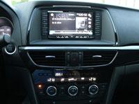 Фотография установки магнитолы Pioneer AVH-X8600BT в Mazda 6