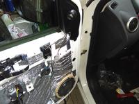 Установка акустики JBL GT7-6C в Nissan Qashqai