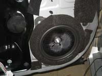 Установка акустики Focal Access 165 A1 в Nissan Teana