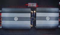 Установка усилителя DLS MA41 в Toyota Camry
