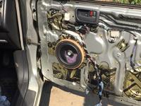 Установка акустики DLS MB6.2 в Toyota Carina