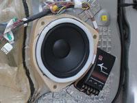 Установка акустики Morel Tempo 6 в Toyota Progres