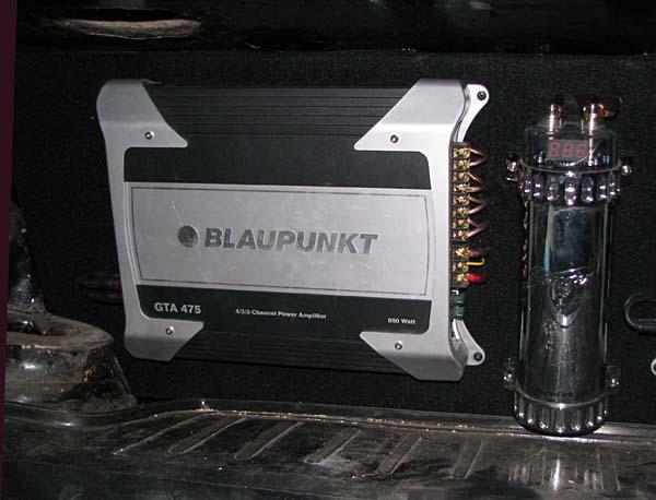 Morel tempo coax 6x9 усилитель как писал babiy01 Blaupunkt GTA 475 . на автозвуке 40 ват в инструкции у меня 60 ват...