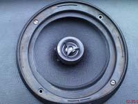 Установка акустики Morel Maximo Coax 6 в VAZ 2107