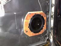 Установка акустики DLS R6A LE в VAZ 2113