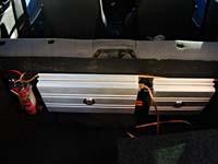 Установка усилителя DLS MA23 в VAZ 21134