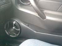 Установка акустики Eton RS 160 в VAZ 2114