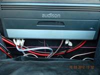 Установка усилителя Audison SRx 3.1 в VAZ 2121