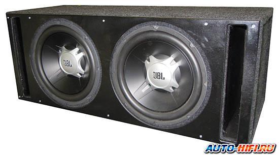 JBL GT5-12x2 box, Сабвуфер